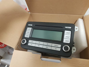 Cd mp3 radio Golf 5,Passat6,Touran Novo org.