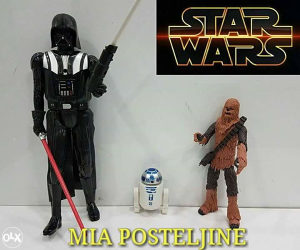 Star Wars igračke