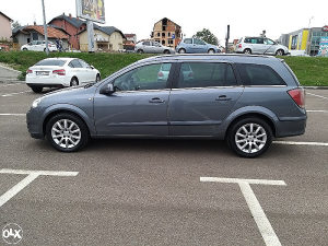 OPEL ASTRA H 1.9 DTCI