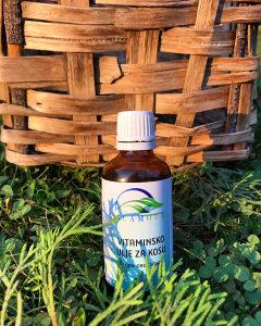 Vitaminsko ulje za kosu