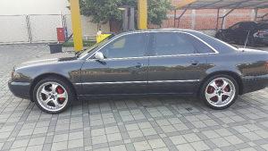 Audi A8 registrovan sekvent plin