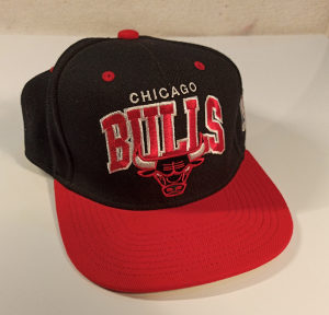 Kacket chicago bulls