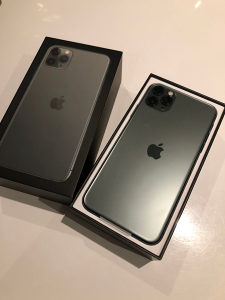 iPhone 11 PRO MAX 512GB !! OCTA CORE !! - NOVO