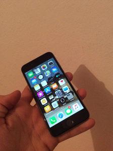 Iphone 6 crni novo*
