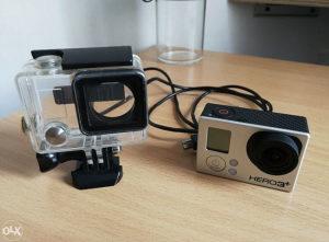 GoPro Hero 3+ Black Edition 4K video kamera 3 plus 4 5 6