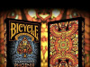 Bicycle Stained Glass Phoenix / KARTE