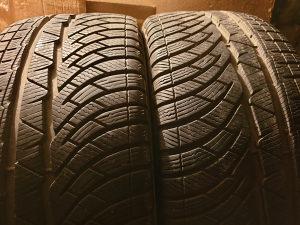4X Michelin Pilot Alpin 4 225/40 R18 225 40 18