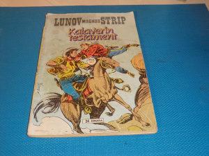 LMS 921 Kit Teler - Kalaverin testament