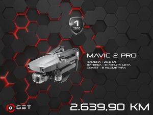DRON DJI Mavic 2 Pro | GET d.o.o - Top ponuda !