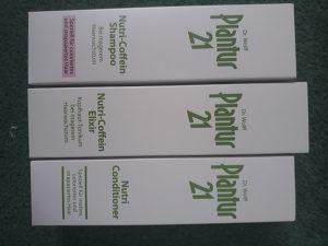 Plantur šampon i elixir za gušćanje kose