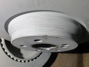 W221 Zadnji diskovi A2214231212