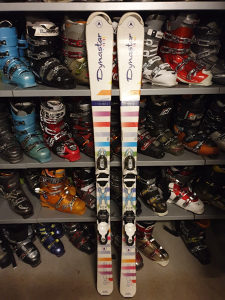 Skije Dynastar Exclusive Active 158cm