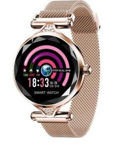 Pametni sat Lemfo H1 Smartwatch Rose Gold
