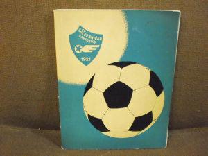 "FK ""Željezničar"" 1921 - 1966 - monografija *raritet*"