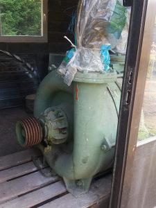Ventilacioni usisivac za piljevinu