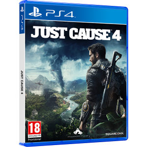 Just Cause 4 (PS4 PlayStation 4)