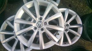 VW orginalne 17-ke alu felge
