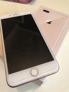 IPhone 8 plus - KAO NOV!