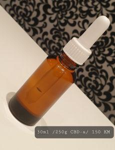 Kannaway Pure_gold CBD ulje 30ml / 250mg CBD-a /