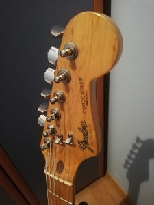 Fender stratocaster made in Japan (Fujigen '84.-'87.)