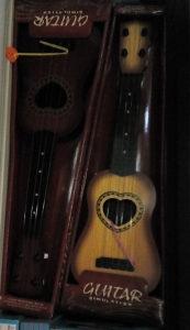 Gitara za djecu igračka boja drvo