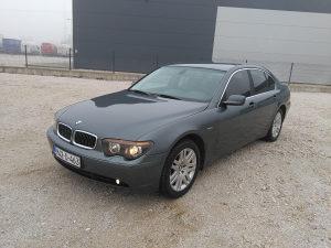 BMW 745 BENZIN LPG