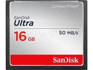 COMPACT FLASH KARTICA CF 16GB SANDISK (016611)
