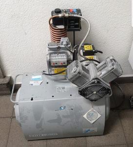 Kompresor Dürr Duo Tandem