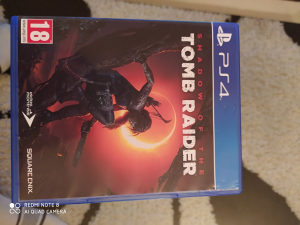 Shadow of Tomb Rider PS4