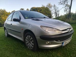 Peugeot 206 Benzin 1.4 Registrovan