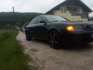 Audi A6 2,8 V6 30v