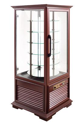 Rashladna vitrina za torte i kolače-rotirajuća-UPR 1 A