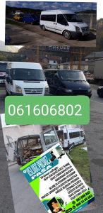 Kombi prevoz (selidbe/rusenje/odvoz otpada)