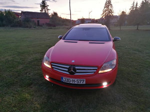 Mercedes cl500,extra,full