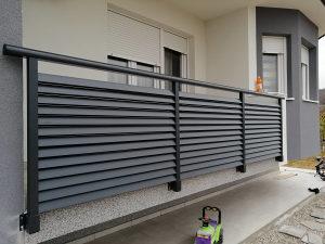 Aluminijske ograde ¨Grilje¨