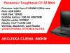 Panasonic Toughbook CF-52 Mk4 Core i5 2nd gen.