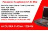 Panasonic Touchbook CF-53 MK2 i5 3rd gen. Touchscreen