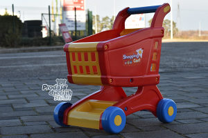 Dolu kolica za market / Shopping cart