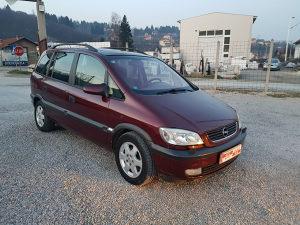 Opel Zafira 2.2 L Benzin Automatik( Moze zamjena)
