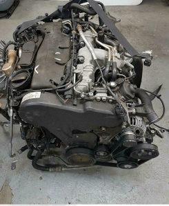 MOTOR A4 A5 A6 Q5  EXEO 2.0 TDI 120-125 KW