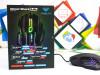 Gaming miš Aula Ghost Shark Lite LED RGB 6400dpi