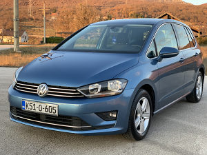 VW GOLF 7 SPORTSVAN PLUS 1.6 CR TDI HIGHLINE SPORT
