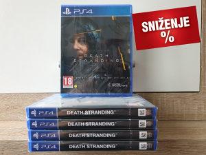 Death Stranding PS4 *Akcija*