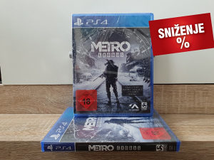 Metro Exodus PS4 (Xbox One)
