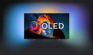 """Philips OLED 4K 55"""" PREMIUM 55OLED754/12 UHD TV"""