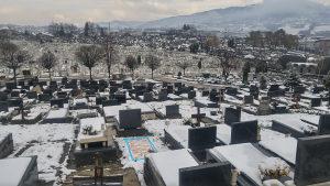 Grobno mjesto,BARE Sarajevo