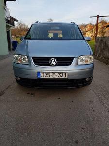 <<RENT A CAR HADŽIĆ AUTO>> VW TOURAN 7 sjedišta