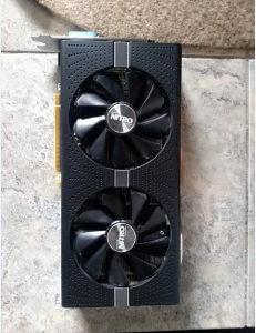 RX580 4GB AMD Radeon Sapphire Nitro+ RX 580 graficka