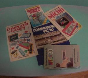 Računarska literatura izdata prije 1996.