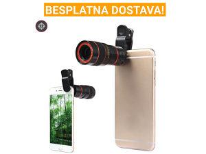 Zoomi X objektiv za pametni telefon > 033 902 905